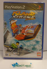 SONY Playstation 2 PS2 PAL Conf. anche ITALIANO Nuovo Lego ISLAND XTREME STUNTS