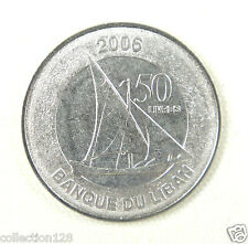 New listing Lebanon Coin 50 Livres 2006 Unc