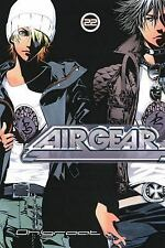 Air Gear 22: By Oh!Great