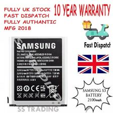 Genuine Battery For SAMSUNG GALAXY S3 GT-i9300 2100mAh UK  BY SS