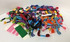 Embroidery Floss 85 Plus Lot Of Various Colors 100% Cotton