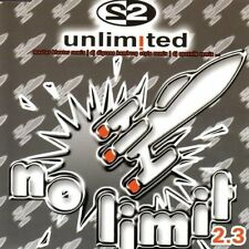 2 Unlimited No limit 2.3 (2003, 6 mixes incl. Master Blaster Remix) [Maxi-CD]