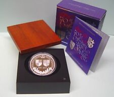 Australien 1 Dollar 70th Anniversary of the Royal Wedding Hochzeit COA+Box