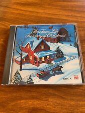 The Time Life Treasury Of Christmas Music CD 22 Tracks Songs....I