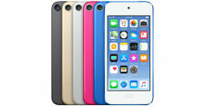 Apple iPod Touch 5th and 6th Generation Silver - 16, 32, 64, 128 Gb