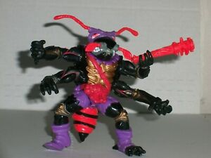 TMNT PLAYMATES ANTRAX LOOSE OFF THE CARD