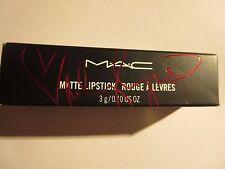 MAC Matte Lipstick in Viva Glam Miley Cyrus ~ New in Box