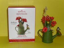 2014 Hallmark Simple Gifts 1st Marjolein's Garden Bastin Nature's Sketchbook Mib