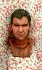 Blade Runner Movie Rick Deckard Harrison Ford Life Size 1:1 Prop Bust Mike Hill