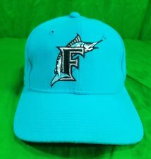 Florida Marlins MLB Hat Sports Specialties 100% Wool Size 7 1/8 Fitted Cap