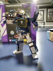 Transformers Masterpiece MP-02 Soundwave Hasbro 100% AUTHENTIC US SELLER 🔥