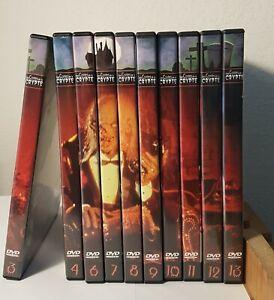 Les contes de la crypte DVD 3-4-6-7-8-9-10-11-12-13 FR