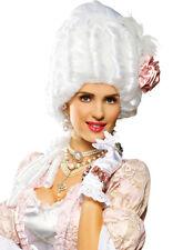 Womens White Marie Antoinette Halloween Wig