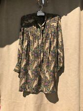 Paul & Joe Sister Mini Hippy Paisley Dress Sz 38/ S