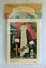 Button Babies Doll Pattern Packet - 'Olde St. Nick' - #6234 - NIP