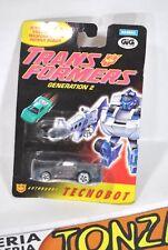 TRANS FORMERS GENERATION 2 TECNOBOT, LEON, AUTOBOT GIG 80204/80181 anni 80'