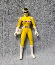 Power Rangers in Space ASTRO YELLOW POWER RANGER Action Figure