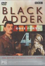 D.V.D MOVIES.DB32   BLACK ADDER  / GOES FORTH  , THE ENTIRE FOURTH SERIES   DVD