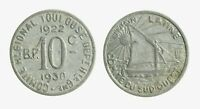 pci6365) JETON UNION LATINE COMITE SUD OUEST TOULOUSE COMITE REGIONAL 10 Cent