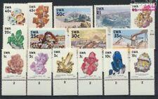 Namibië - Southwest 649-663 (compleet.Kwestie.) postfris MNH 1989 Min (9253131