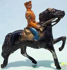"""BARCLAY Bcb """"MOUNTED OFFICER HOLDING SWORD"""" 94 TO 95%"""