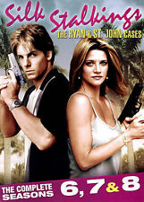 Silk Stalkings: The Ryan & St. John Cases - The Complete Seasons 6, 7 & 8...
