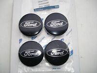Ford FOCUS RS Mk2+ other NEW,Wheel C/CAP X4 54.5 Dia Blue,Ford logo,Genuine Part