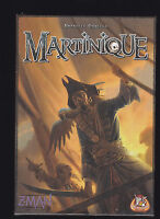 Martinique - Z-Man Games - Board Game New / NIB!