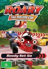 Roary The Racing Car - Ready Set Go (DVD, 2011)
