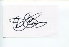 Jeff Green NASCAR Nationwide Sprint Cup Driver Signed Autograph
