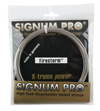 Signum Pro - Firestorm 1.25mm  - Tennis String - Gold Metallic - Set - 12m