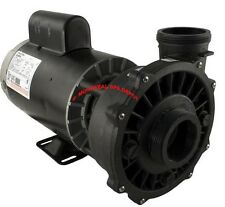 Waterway spa pump, EXECUTIVE 56 frame, 2speeds, 4 HP (OEM Catalina spas)