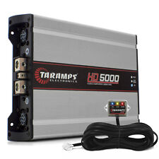 Taramps HD 5000 1 Channel Car Amplifier 1 Ohm