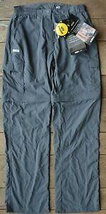 Salewa W's 38 / M NEU Zip-Off Totara Dry Pants Trekking-Outdoor-Funktions-Hose
