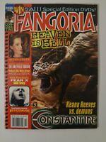 Fangoria #240 - February 2005 - Constantine
