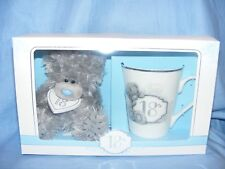 Me To You Tatty Teddy Bear Mug And Bear 18th Birthday Gift Present Boxed NEW