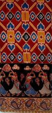 Cotton Saree Kalamkari Handblock - Aspiring girls