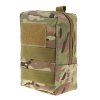 Portable Compact Molle Pouch Bag Small Utility Pouch Tactical Accessory Bag