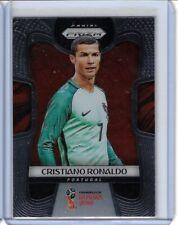 2018 Panini Prizm World Cup Soccer Cristiano Ronaldo Portugal base #154