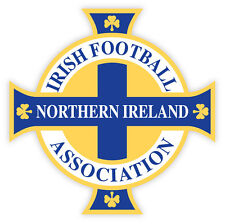 "Northern Ireland Irland Irish National Football Association sticker decal 4"" x 4"