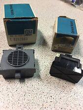 NOS GM # 6262663 Buzzer warning seat belt ignition key lock Corvette C3  72-77