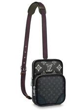 LOUIS VUITTON Amazone Sling Bag Cross Body M45439 Virgil Patchwork New receipt