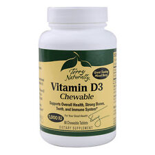 EuroPharma/Terry Naturally  Vitamin D3 Chewable 5000 IU -90 Chewables