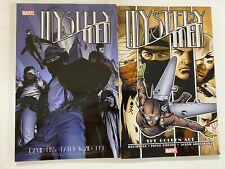 Mystery Men lot Marvel 2 different titled books 8.0 Vf (Modern Age)