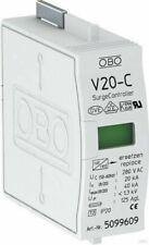 V20-C 0-280 5099609 OBO SCARICATORE CARTUCCIA DI RICAMBIO 280V