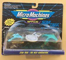 1993 Galoob 65825  Star Trek : The Next Generation Micro Machines NIP