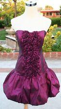 TeezeMe Strapless Mini Party Dress Juniors Sz.9 $99