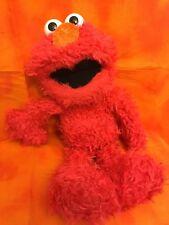 "Sesame Place ELMO Plush 16"" Stuffed Animal Sesame Street Character SeaWorld Park"