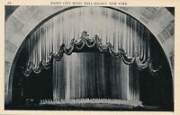NEW YORK CITY – Radio City Music Hall Ballet