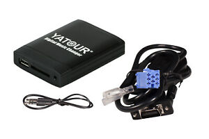 Yatour USB SD Aux MP3 Adapter For RD3, RM2, RB3 Radios